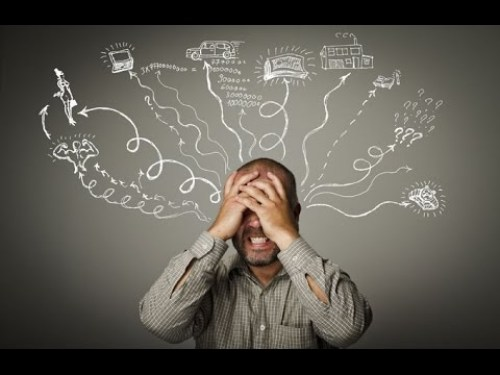 طريقة التوقف عن التفكير في شيء ما