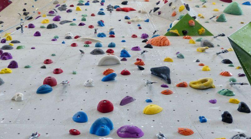 Griffarten beim Klettern und Bouldern