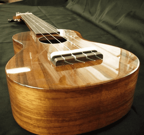 EM6000 best ukulele finish
