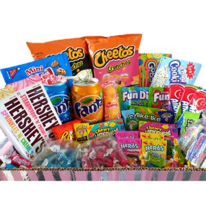Sweets & Candy