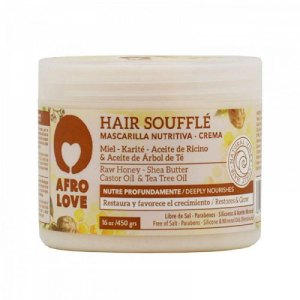afro love hair souffle mask