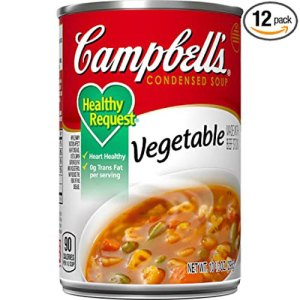campbells vegetable soup can