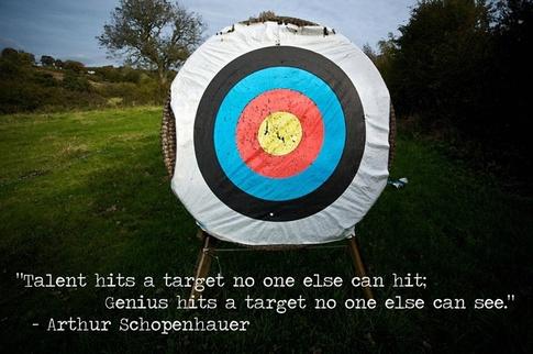 Image result for eye on target