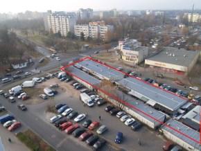 Okolice stacji metra Trocka. To na pewno trzeba dużo uporządkować / fot. Targowek.info