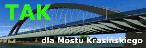 TAK dla Mostu i Trasy Krasińskiego