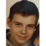 Zaginął 16-letni Piotrek Kopczyński