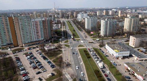 Warszawa-Skrzyzowanie-Kondratowicza-z-Labiszynska