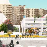 Wszystkie 5 projektów dla ulicy Kondratowicza [WIZUALIZACJE & OPISY]
