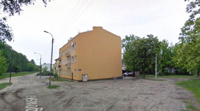 Kamienica przy Rogowskiej 6 / fot. Street Art Doping