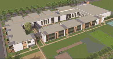 Szkoła na Gilarskiej będzie opóźniona, budowana etapami i droższa