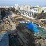 Raport z budowy metra: co zbudowano w lutym 2017?