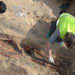 IPN na Bródnie: 8 szkieletów znalezionych w 3 dni