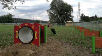 Psi park na Bródnie-Podgrodziu / fot. targowek.info