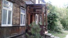 Drewniak przy ul. Biruty
