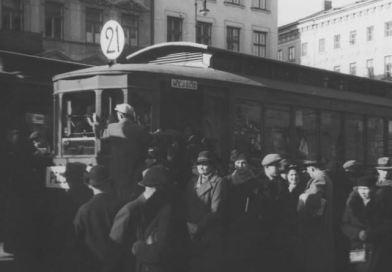 """""""Oczko"""" – czyli historia tramwaju na Bródnie"""