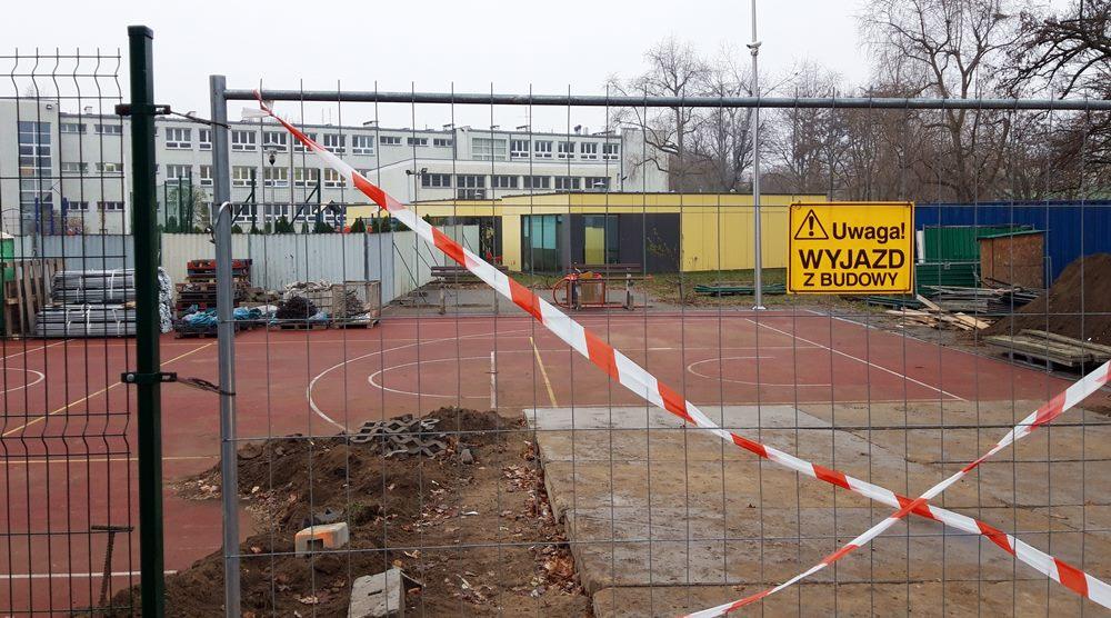 Pierwsze Dni Budowy Metra Na Brodnie Zdjecia Targowek Info
