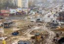 Raport z budowy metra: co zbudowano w październiku 2018?