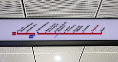 """Przy Ossowskiego będzie stacja """"Targówek Mieszkaniowy"""". Wielka wymiana tablic informacyjnych"""
