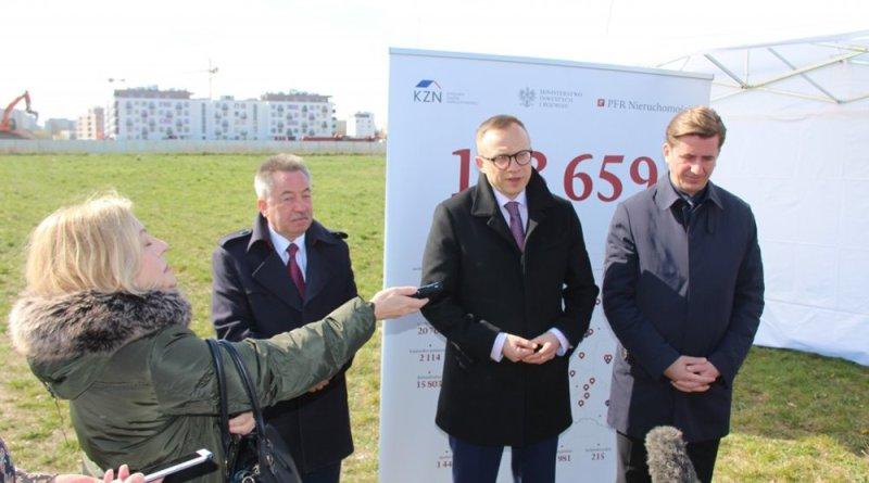 Mieszkanie Plus na Targówku. Powstanie ponad 700 rządowych mieszkań