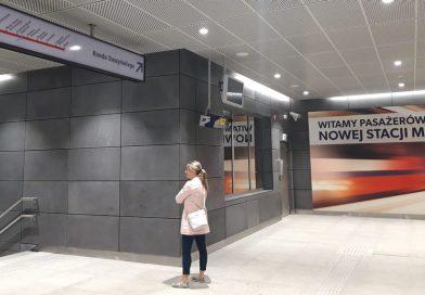 Jakie sklepy i punkty usługowe powstaną na stacjach metra?