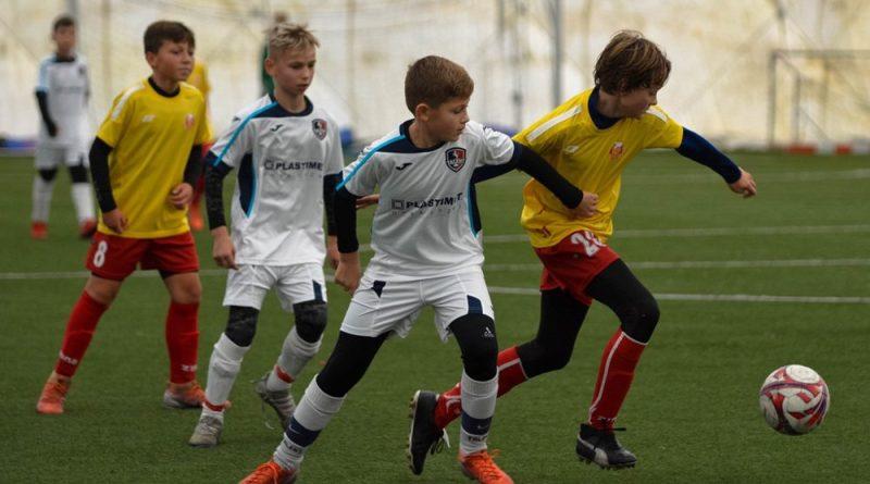Klub piłkarski z Targówka zagra z Juventusem i Manchesterem