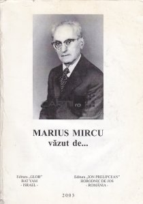 Marius Mircu vazut de…