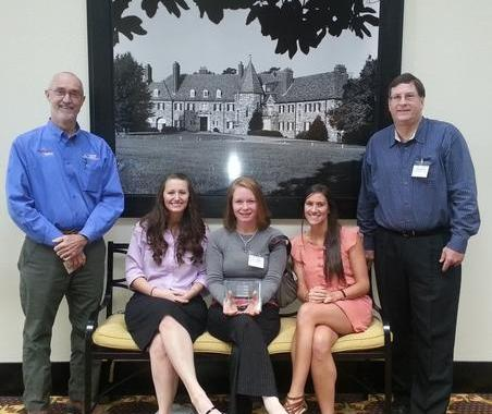 Sloan Award for Flexible & Efficient Workplace Given at the 2013 NCSHRM State Conference