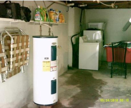 Buyers Expect a Dry Basement