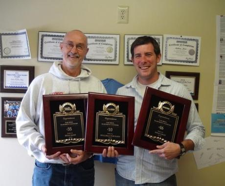 Tar Heel Basement Systems Wins 3 Awards