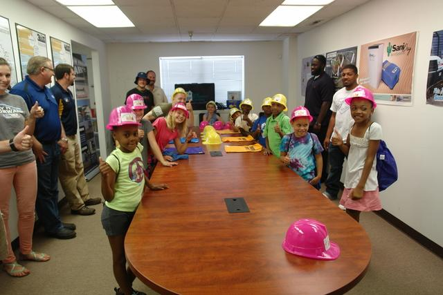 Big Brothers Big Sisters Summer Reading Program