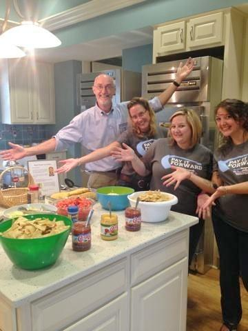 Friday Night Cooking at the Ronald McDonald House of Winston Salem