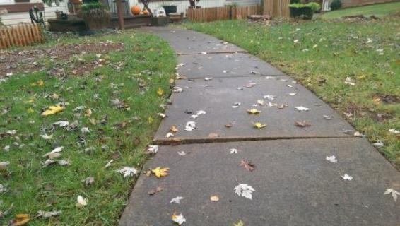Polyrenewal helps to level and lift sidewalks, driveways, pool decks, and more!