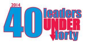 2014 40 leaders under forty