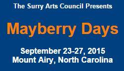 Tar Heel Basement Systems Celebrates Mayberry Days