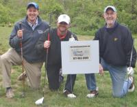 Tar Heel Basement Systems Sponsors Robert E. Taylor Memorial Golf Tournament