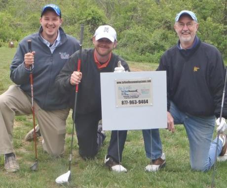 Tar Heel Basement Systems Sponsors Robert E. Taylor Memorial Golf Tournament