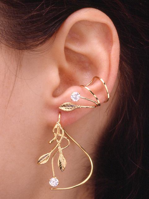 WrapVine Earring Combination Tar Heel Trading Company