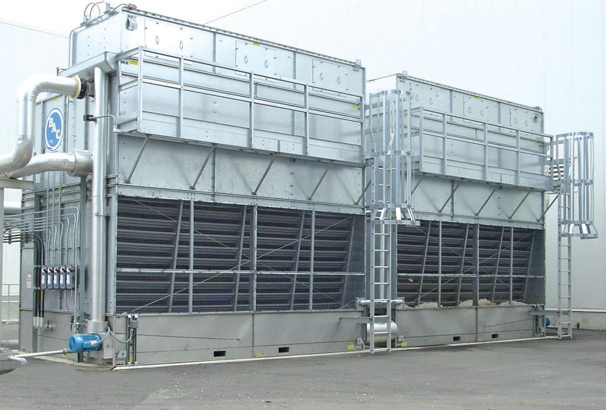 Exterior Stainless Platforms