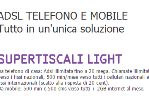 supertiscali light