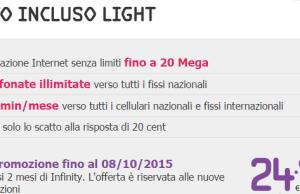 Tiscali Tutto Incluso Light