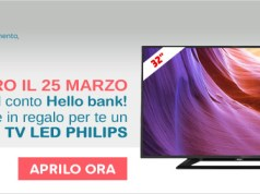 hello bank tv philips
