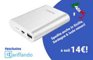 aykey powerbank 10000 sconto codice amazon