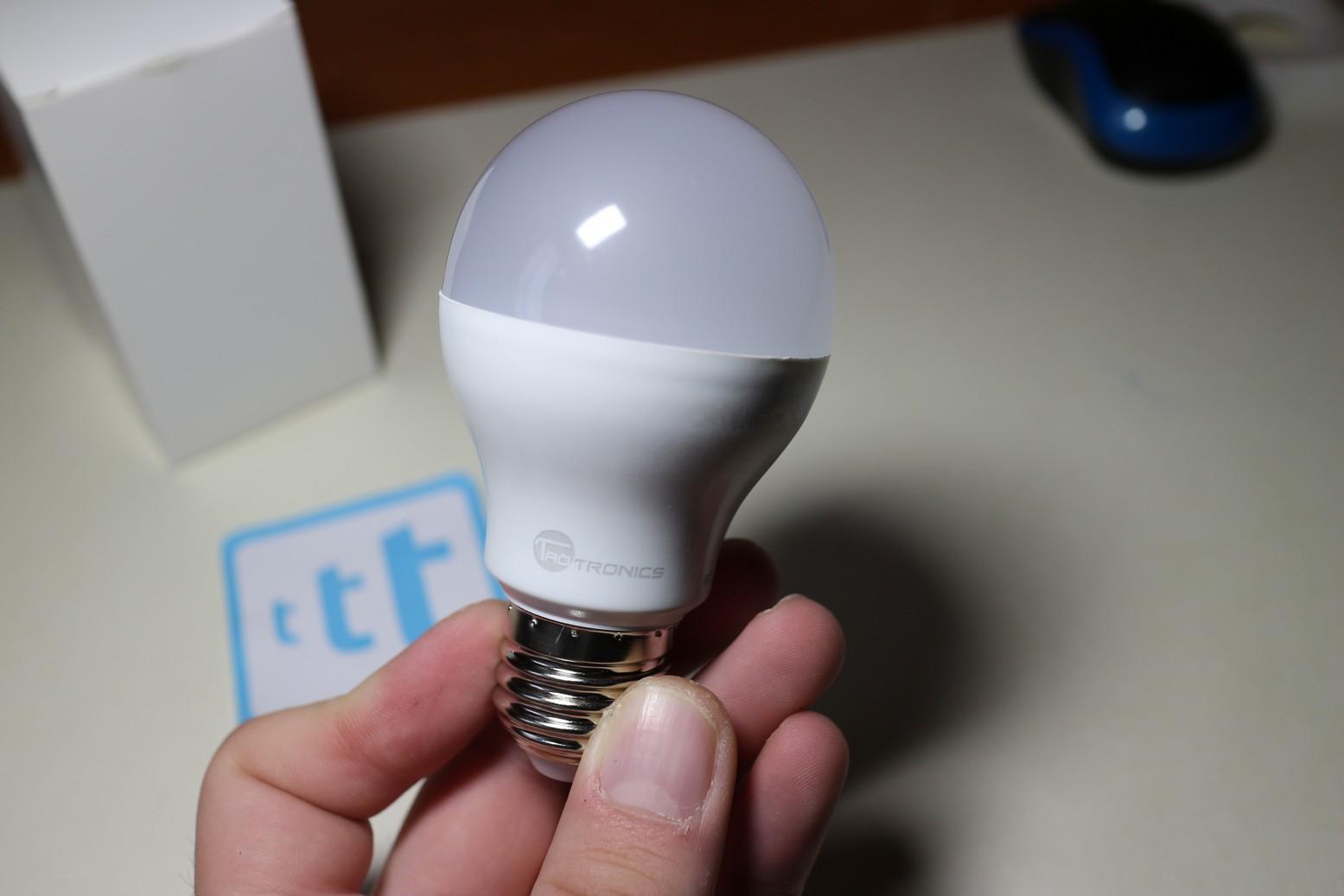 Taotronics set lampadine al led la nostra recensione