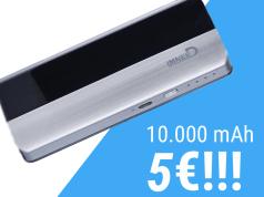 powerbank 5€ amazon tariffando