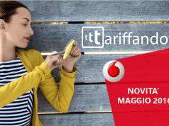 Vodafone canvass maggio 2016