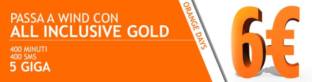 all inclusive gold wind giugno 2016