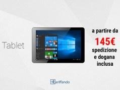 tablet codici sconto gearbest