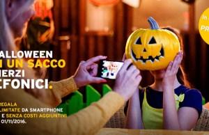 halloween fastweb mobile