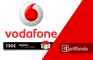 vodafone amazon 100€