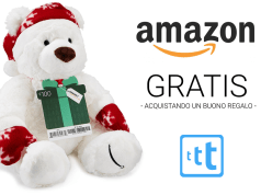 amazon orsacchiotto gratis